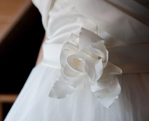 Getting Ready, Vorbereitungen, Hochzeitsfotos, Kleid, Kitzingen