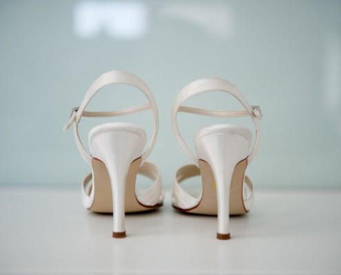 Getting Ready, Hochzeitsfotos, Vorbereitungen, Schuhe, Kitzingen