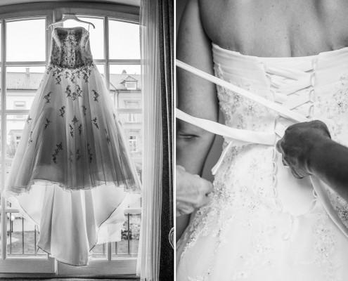 Getting Ready, Hochzeitsfotos, Vorbereitungen, Bamberg