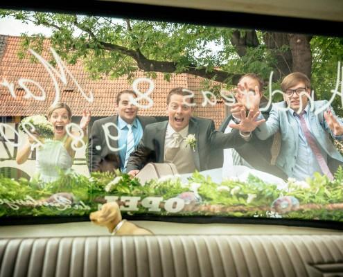 Kreative Hochzeitsreportage