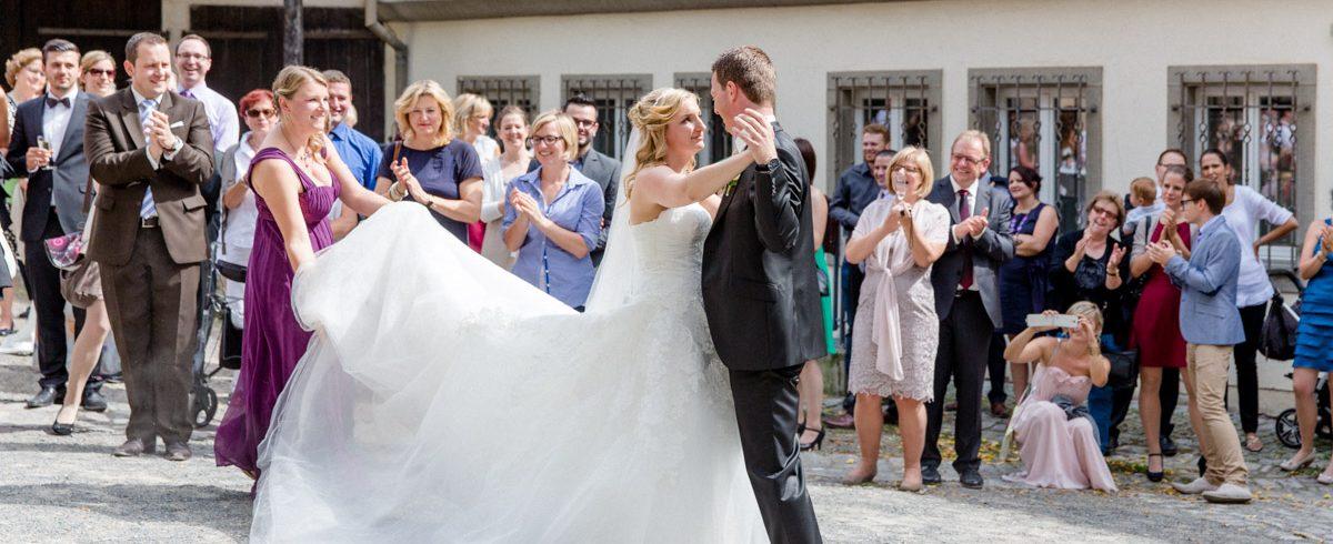 Hochzeitsreportage, Tanz, Gochsheim