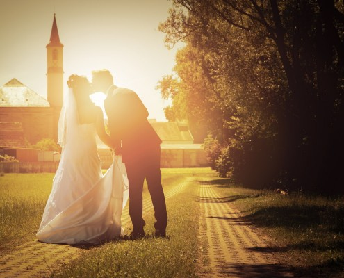 Romantische Hochzeitsfotos, Paarshooting, Wonfurt