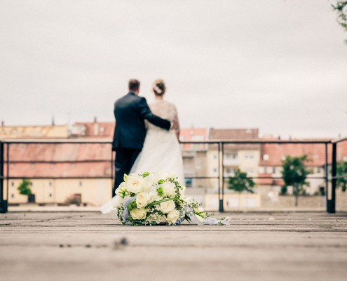 Romantische Hochzeitsfotos, Paarshooting, Schlosshotel, Kitzingen