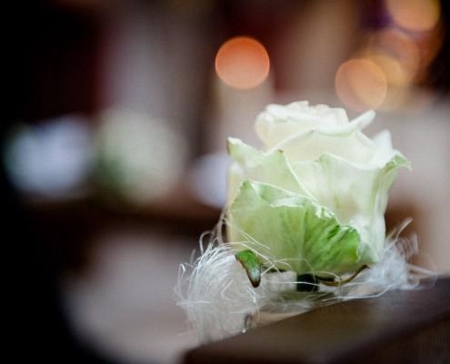 Detailfoto Hochzeit, Wedding, Makro, Rose