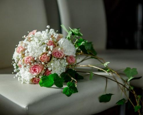 Detailfoto Hochzeit, Wedding, Hochzeitsblumenstrauß