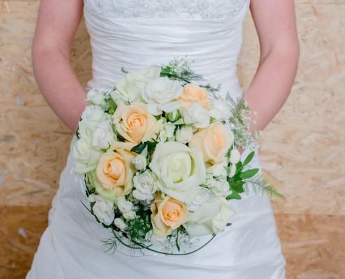 Detail, Detailfoto Hochzeit, Hochzeitsblumenstrauß, Wedding