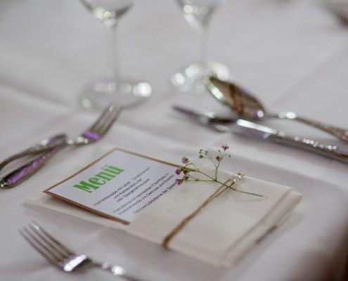 Tischdeko, Detail, Detailfoto Hochzeit, Wedding