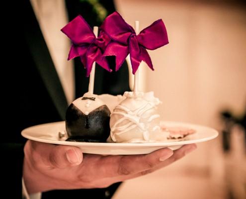 Hochzeitsdetail, Cakepops, Detailfoto Hochzeit, Wedding