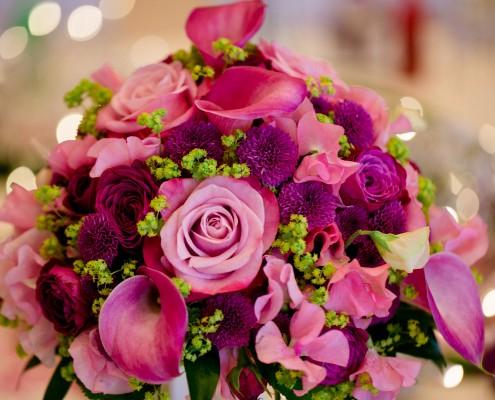Hochzeitsblumen, Detail, Detailfoto Hochzeit, Wedding