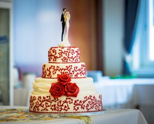 Hochzeitstorte, Detailfoto Hochzeit, Wedding