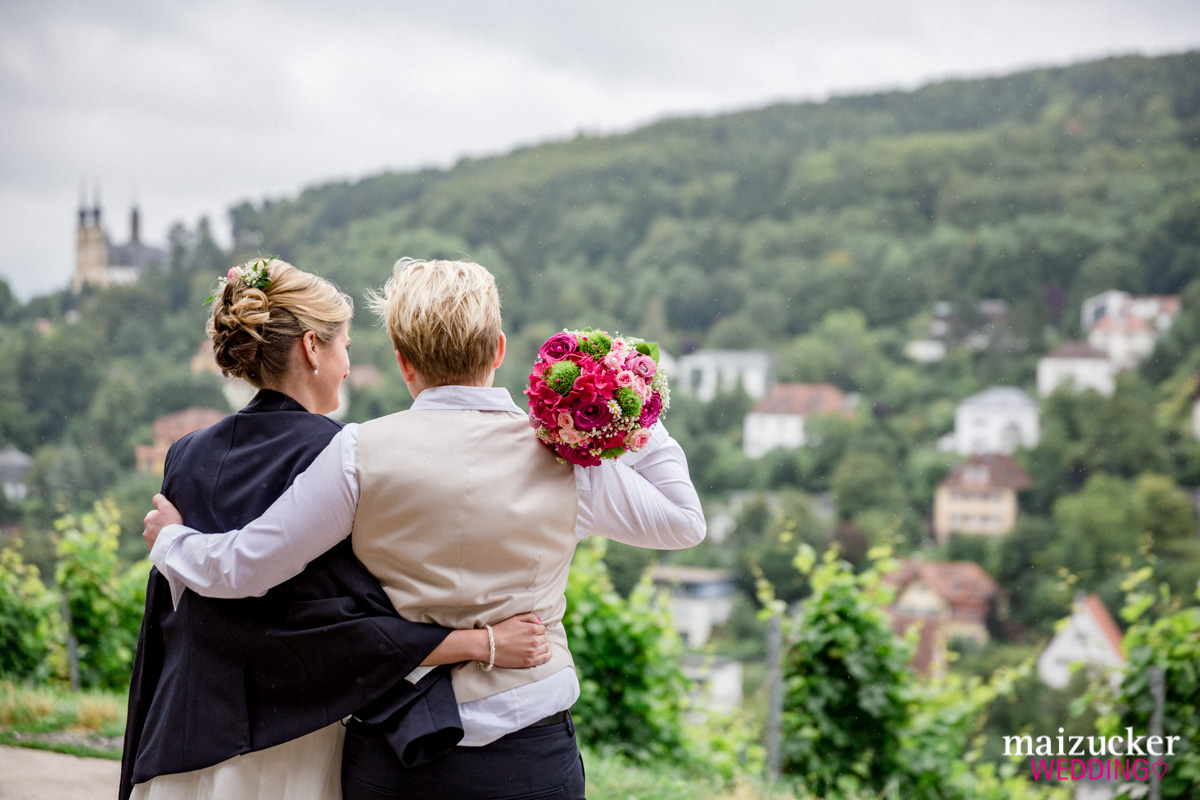 Gaywedding in Würzburg
