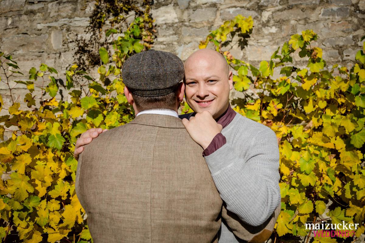 Gay Engagementshooting Würzburg