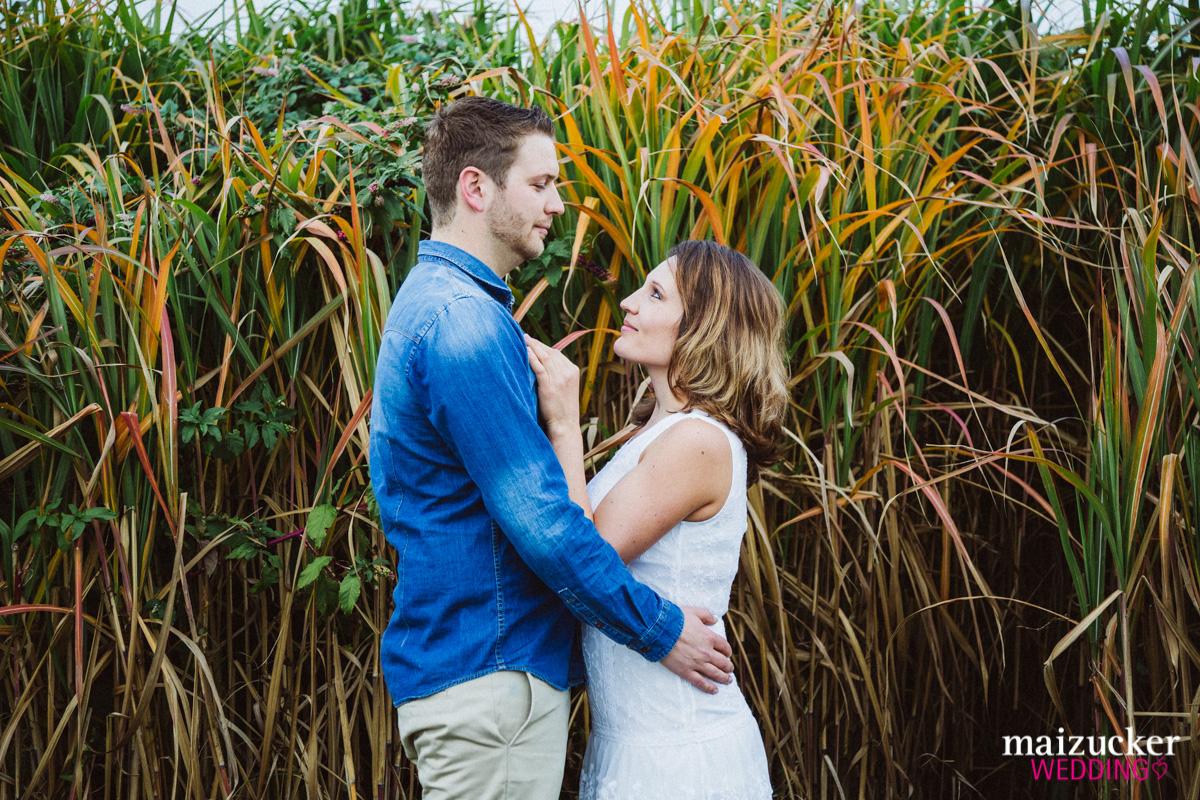 Engagementshooting in Werneck, Tanja und Tom, Hochzeitsfotografin Daggi Binder, maizucker