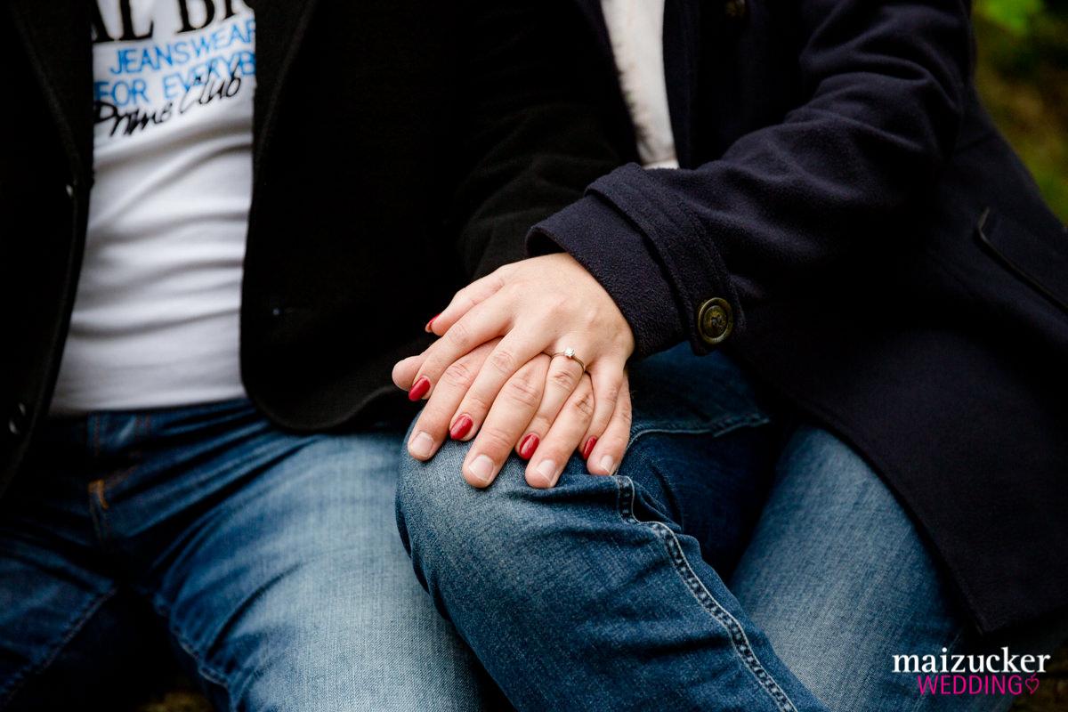 Engagement - Engagementshooting in Soemmersdorf mit Tina und Michael