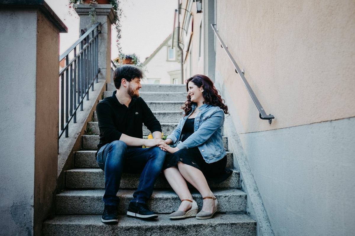 Engagement, Hochzeitsfotograf, HeirateninWerneck, Paarshooting, Engagementshooting, Sommer, Heiraten Werneck, Verlobungsshooting, Unterfranken, maizucker